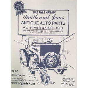 CAT - Smith and Jones Antique Auto Parts